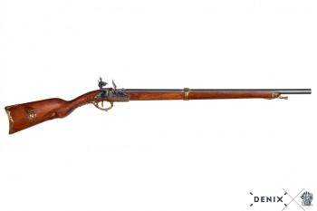 Gun Napoleon brass colors France 1807
