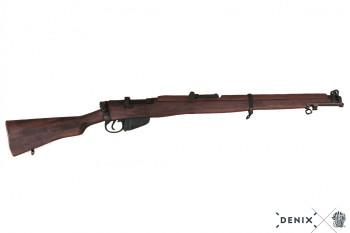 Lee-Enfield SMLE rifle, II World War
