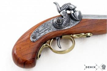 Deringer pistol