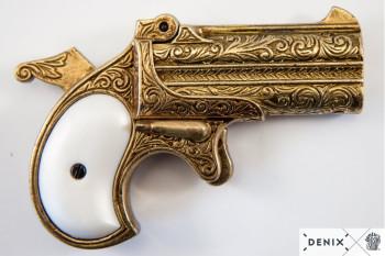 Derringer pistol, caliber 41, USA 1866