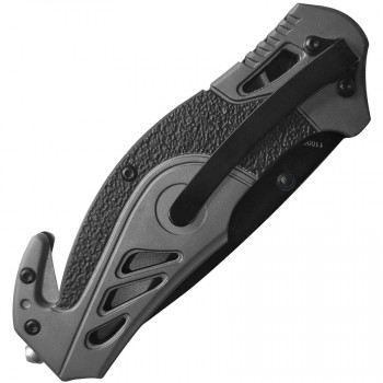 Spring Assisted Rescue Folding Knife