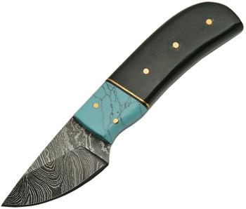Skinner Horn Turquoise