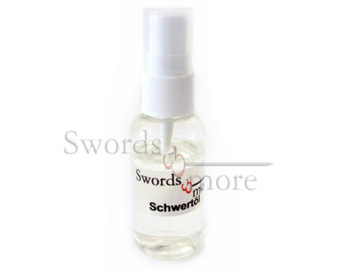 Swords and more sword oil