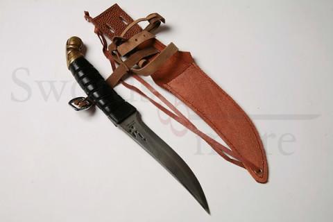 Assassin S Creed Ii Leg Dagger With Sheath