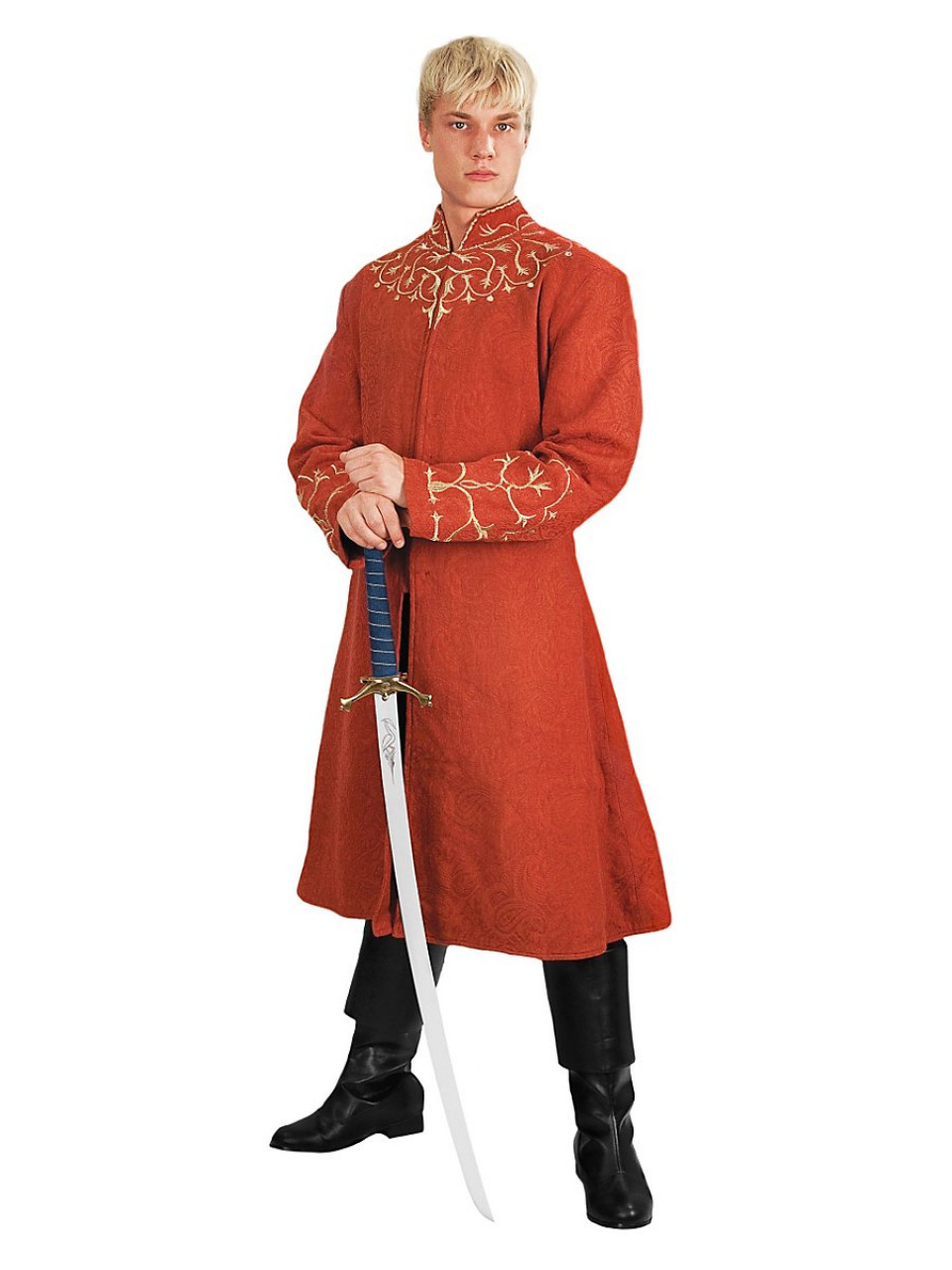 The Wheel Of Time Rand Al Thor Coat Size S